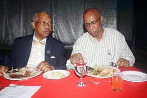 Chairman Dr. Davidson and Mr. Spence