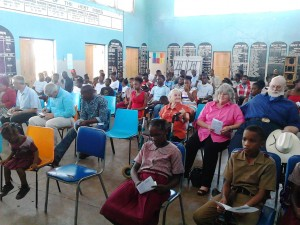 Church service to launch week of activities