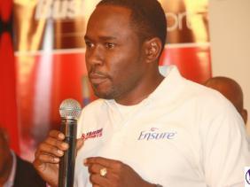 Dwayne Richards - new head coach of the Boys Town Women's Football team